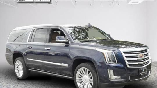 2018 Cadillac Escalade ESV Platinum for sale in Owings Mills, MD