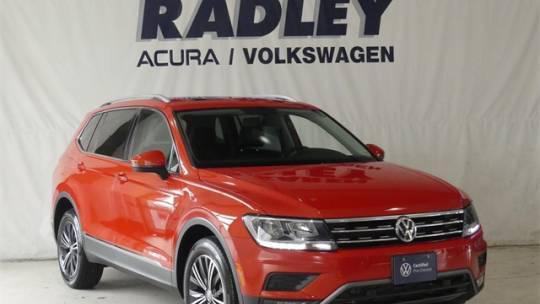 2019 Volkswagen Tiguan SEL for sale in Woodbridge, VA