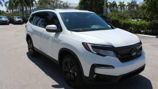 2022 Honda Pilot Black Edition for sale in Delray Beach, FL