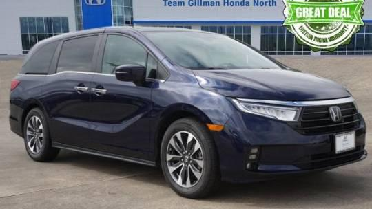 2021 Honda Odyssey EX-L for sale in Houston, TX