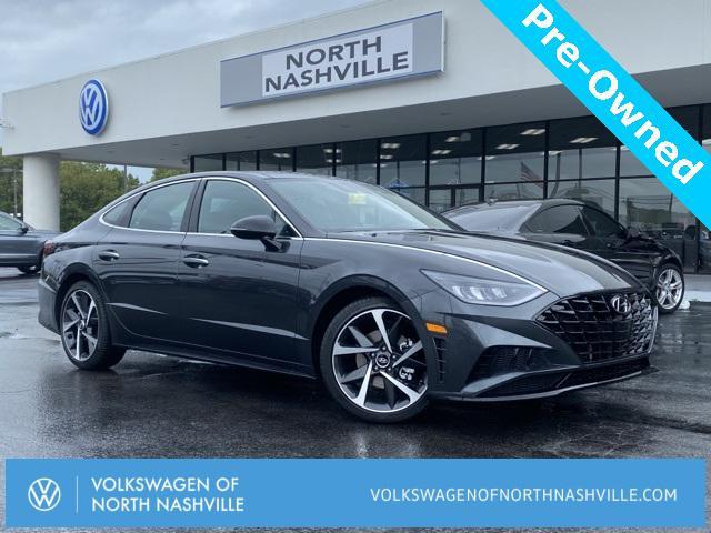2021 Hyundai Sonata SEL Plus for sale in MADISON, TN