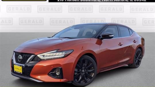 2019 Nissan Maxima SR for sale in North Aurora, IL