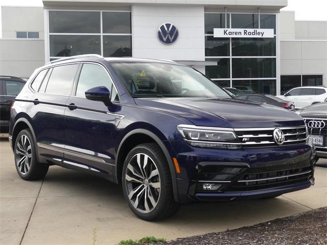 2021 Volkswagen Tiguan SEL Premium R-Line for sale in Woodbridge, VA
