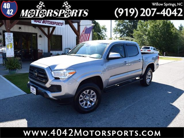 2018 Toyota Tacoma SR/SR5 for sale in Willow Springs, NC