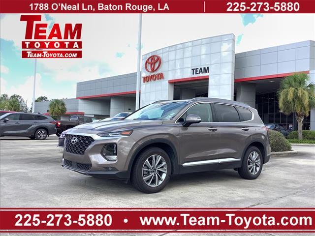 2019 Hyundai Santa Fe Ultimate for sale in Baton Rouge, LA