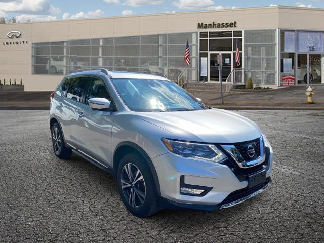 2017 Nissan Rogue SL [5]