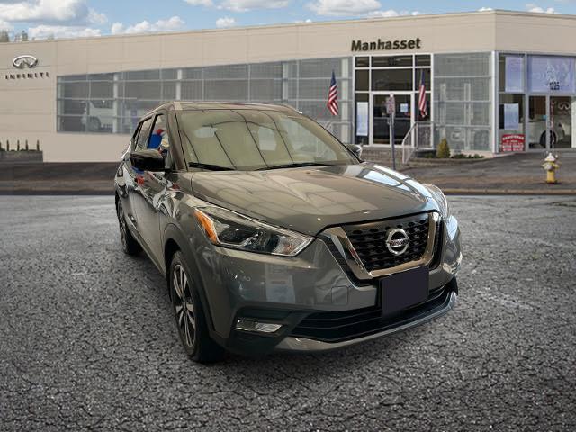 2020 Nissan Kicks SR [1]