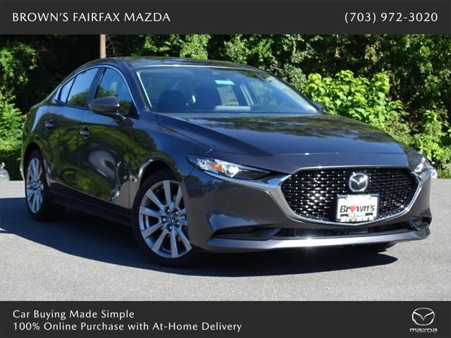 2021 Mazda Mazda3 Sedan Preferred for sale in Fairfax, VA