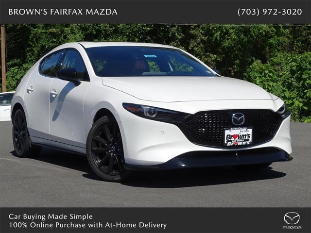 2021 Mazda Mazda3 Hatchback 2.5 Turbo Premium Plus for sale in Fairfax, VA