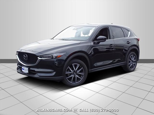 2018 Mazda CX-5 Grand Touring for sale in Elmhurst, IL