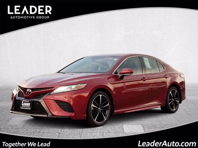 2018 Toyota Camry XSE for sale in PALATINE, IL