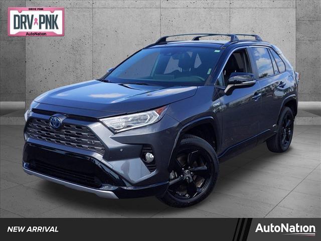 2019 Toyota RAV4 Hybrid XSE for sale in Tempe, AZ