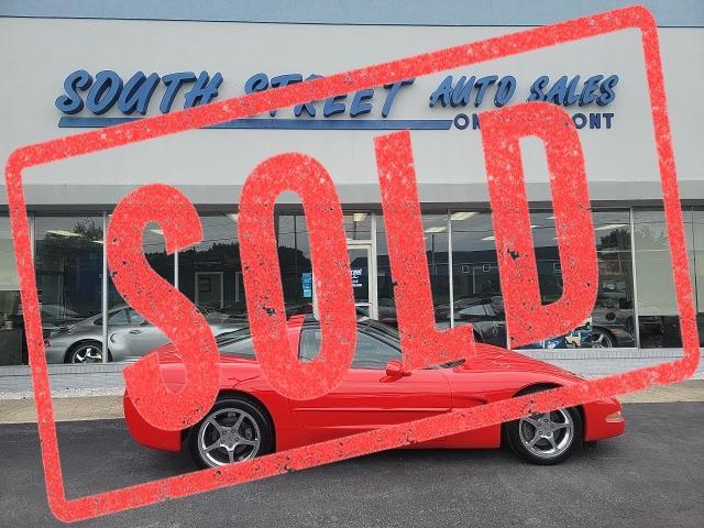 2000 Chevrolet Corvette 2dr Cpe for sale in Frederick , MD