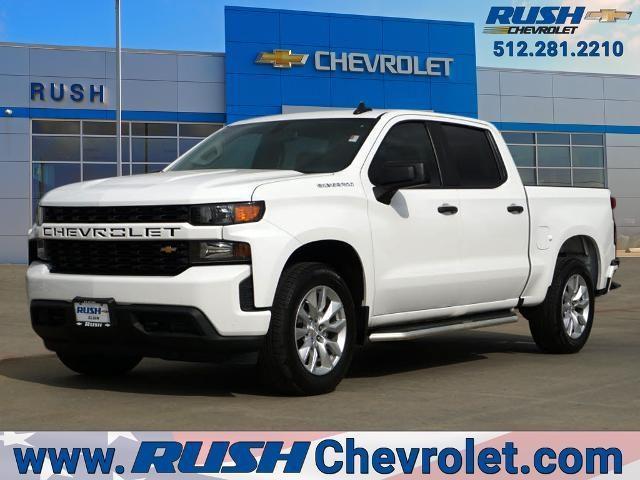 2020 Chevrolet Silverado 1500 Custom for sale in Elgin, TX