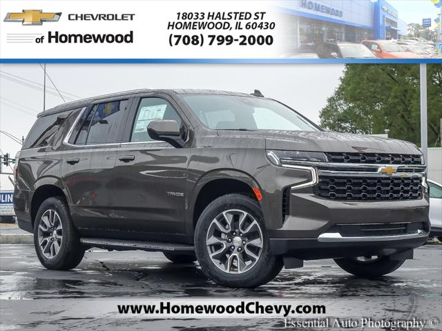 2021 Chevrolet Tahoe LS for sale in Homewood, IL