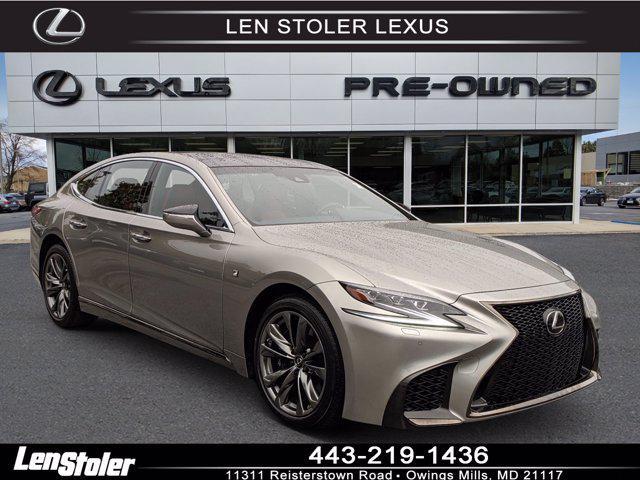 2018 Lexus LS LS 500 F Sport for sale in Owings Mills, MD