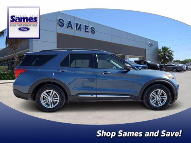 2020 Ford Explorer XLT for sale in Corpus Christi, TX