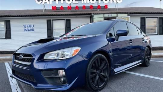 2016 Subaru WRX Premium for sale in Manassas, VA