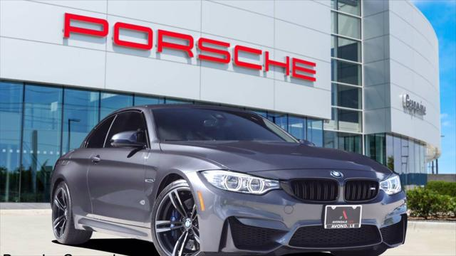 2016 BMW M4 2dr Conv for sale in Grapevine, TX