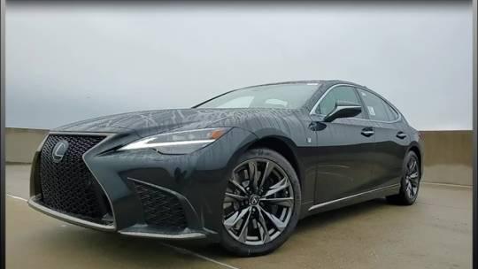 2021 Lexus LS LS 500 F SPORT for sale in Schaumburg, IL