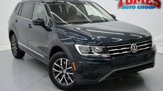 2018 Volkswagen Tiguan SE for sale in McKinney, TX