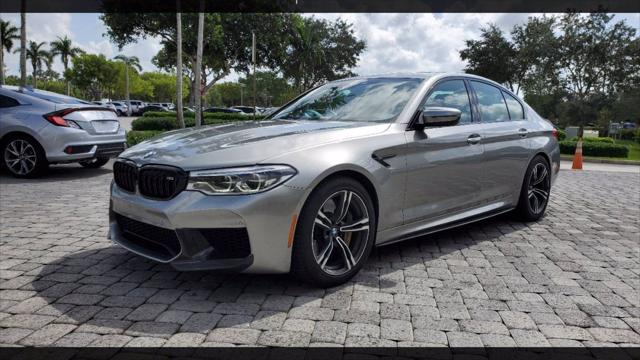 2018 BMW M5 Sedan for sale in Fort Lauderdale, FL