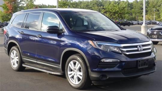 2018 Honda Pilot LX for sale in Chantilly, VA