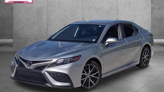 2021 Toyota Camry SE for sale in Davie, FL