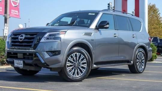 2022 Nissan Armada SL for sale in Niles, IL