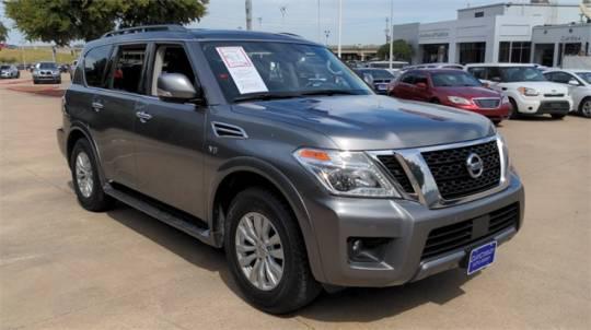 2019 Nissan Armada SV for sale in Dallas, TX