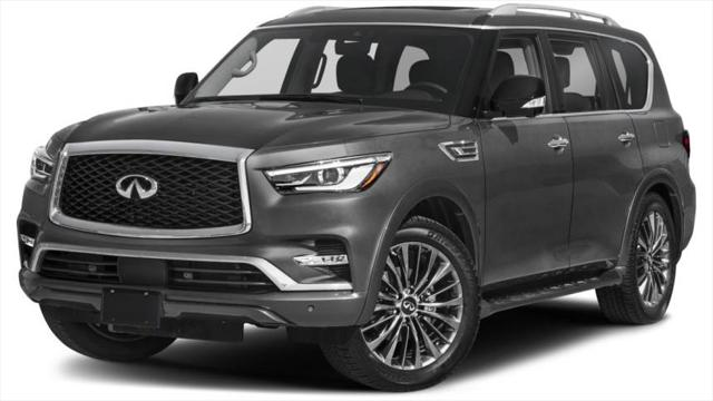 2021 INFINITI QX80 LUXE for sale in Grapevine, TX