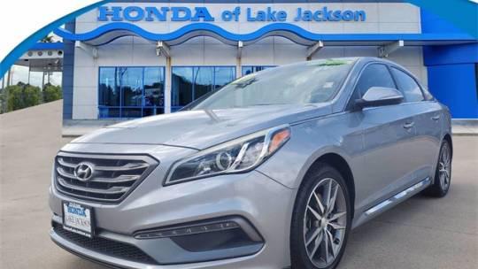 2017 Hyundai Sonata Sport for sale in Lake Jackson, TX