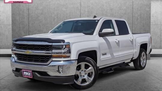 2017 Chevrolet Silverado 1500 LT for sale in Amarillo, TX