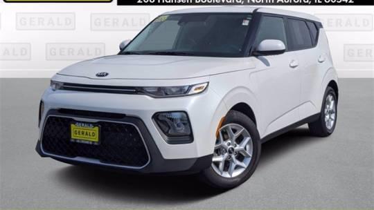 2020 Kia Soul S for sale in North Aurora, IL