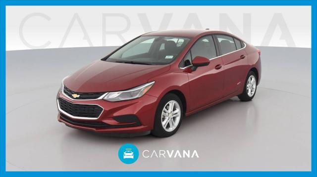 2017 Chevrolet Cruze LT for sale in Blue Mound, TX
