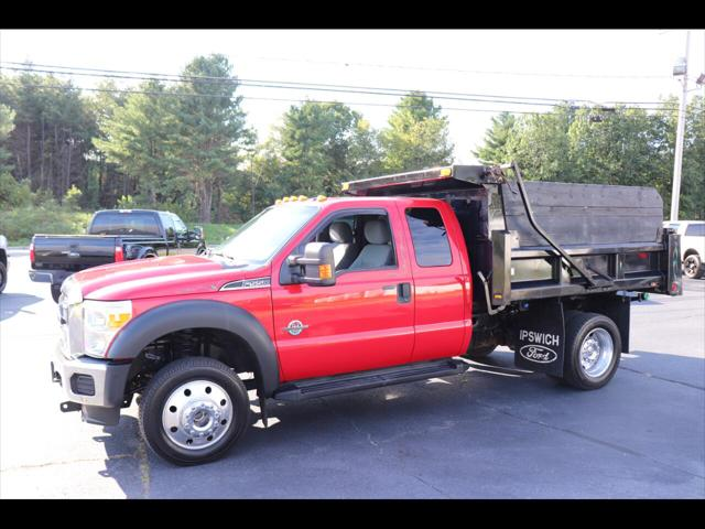 2014 Ford F-550 XLT for sale in Plaistow, NH