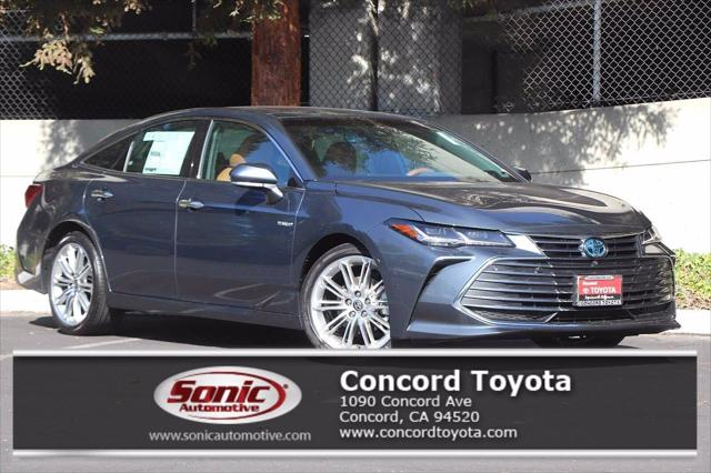 2021 Toyota Avalon Hybrid Limited for sale in Concord, CA