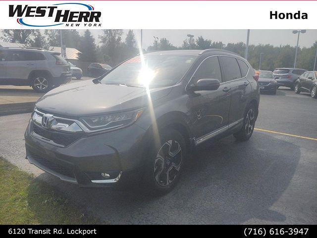 2018 Honda CR-V Touring for sale in Lockport, NY