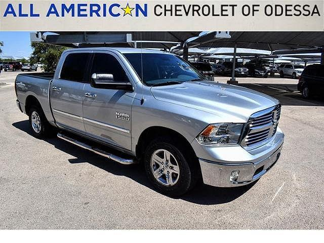 2016 Ram 1500 Lone Star for sale in Odessa, TX