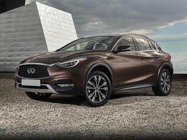 2018 INFINITI QX30 LUXE for sale in Lansing, IL