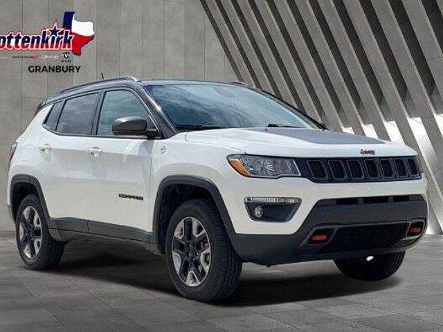 2018 Jeep Compass Trailhawk for sale in Granbury, TX