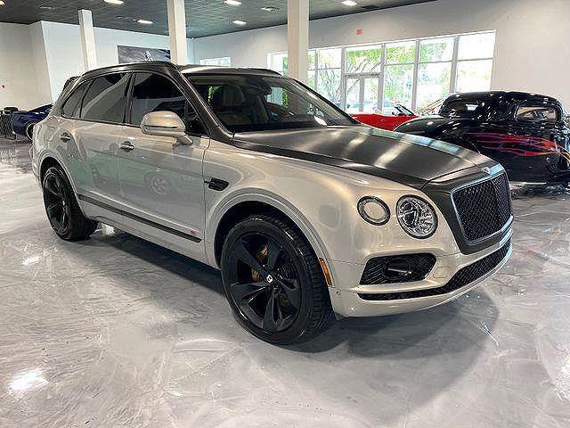 2017 Bentley Bentayga W12 for sale in Boca Raton, FL