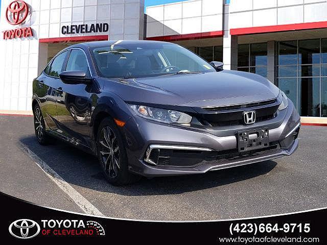 2019 Honda Civic Sedan LX for sale in Mc Donald, TN