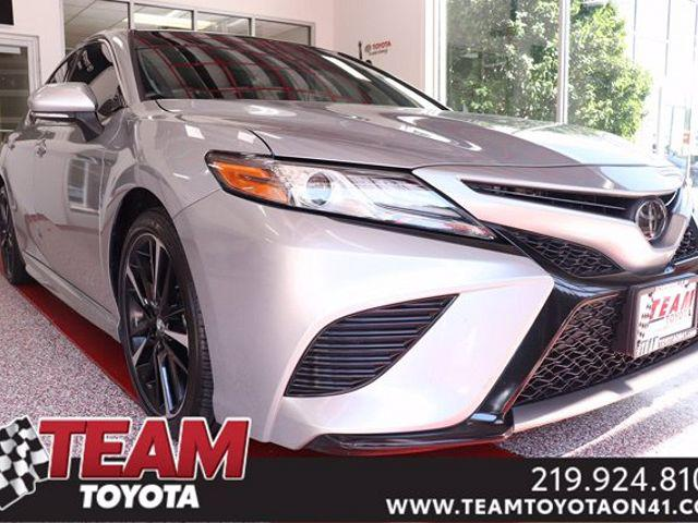 2019 Toyota Camry XSE V6 for sale in Schererville, IN
