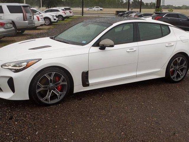 2020 Kia Stinger GT1 for sale in Friendswood, TX