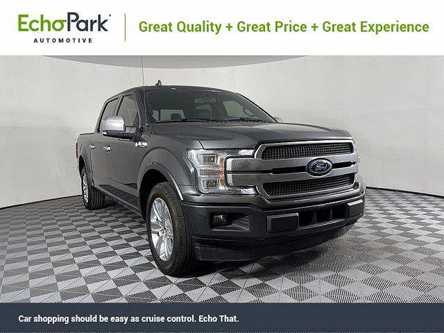 2019 Ford F-150 Platinum for sale in Henderson, NV