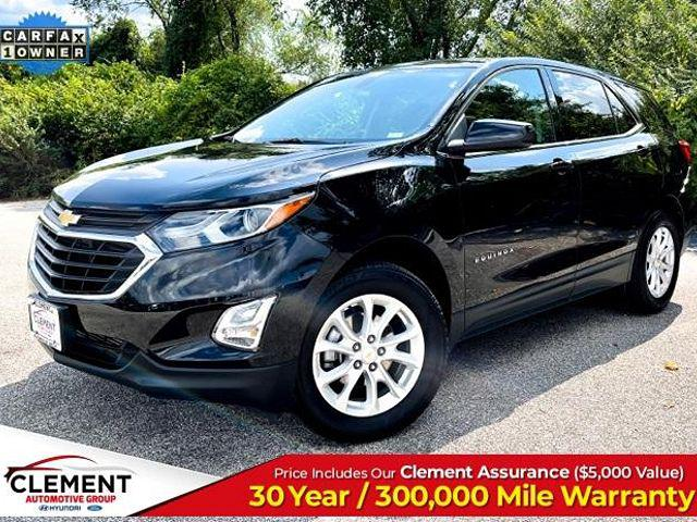 2019 Chevrolet Equinox LT for sale in Saint Charles, MO