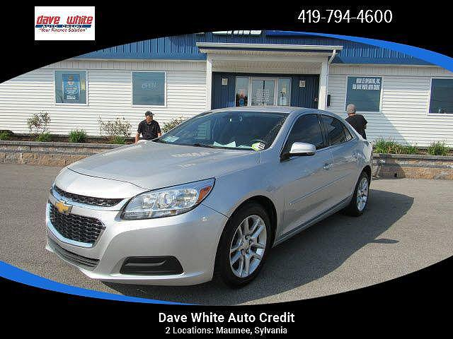 2015 Chevrolet Malibu LT for sale in Maumee, OH