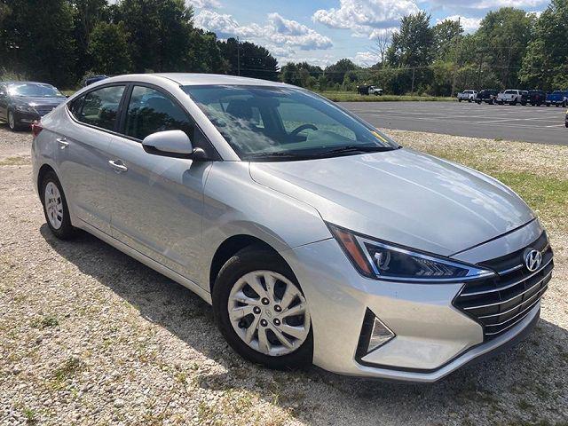 2019 Hyundai Elantra SE for sale in Norton, OH