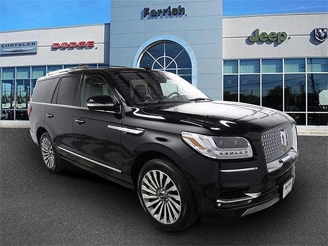 2020 Lincoln Navigator Reserve for sale in Fairfax, VA